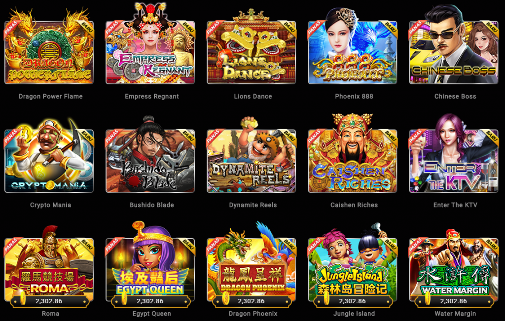 Slot Game Joker1888