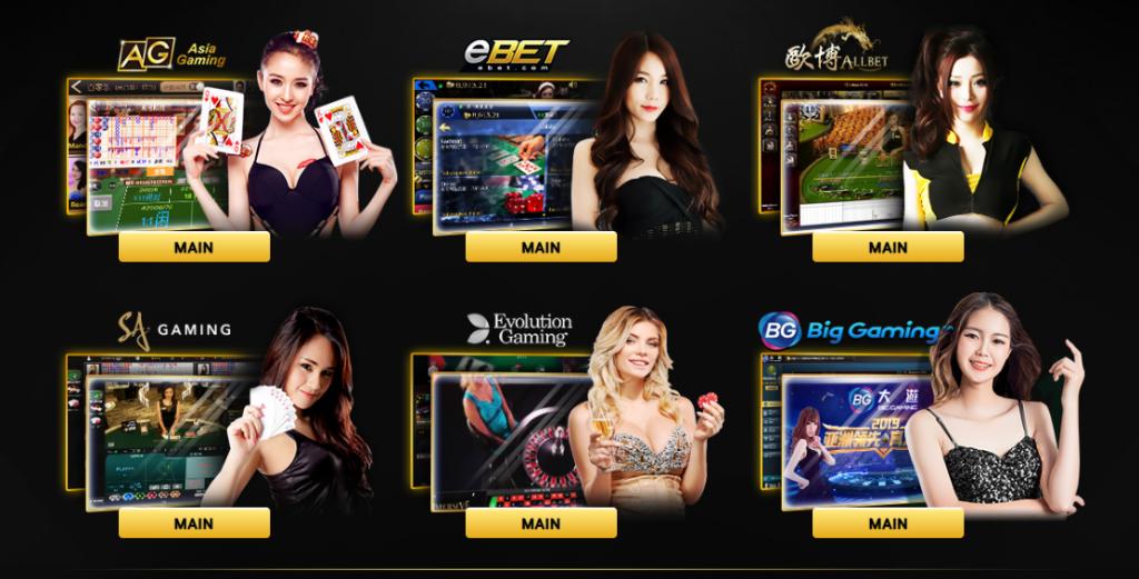 Live Casino Joker1888